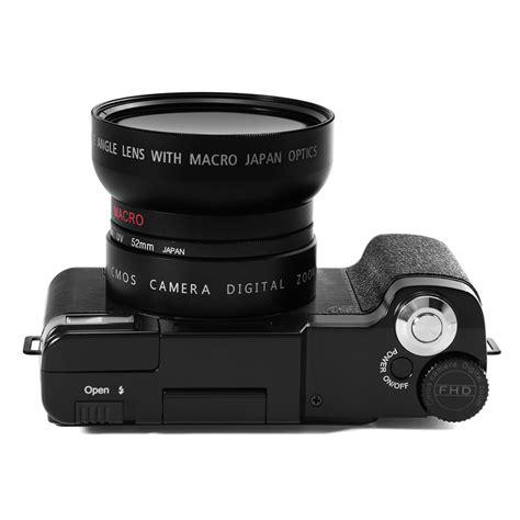 Kamera Canon Flip Screen 24mp digital kamera fhd 1080p flip screen 3 0 quot lcd zoom camcorder lf748 ebay