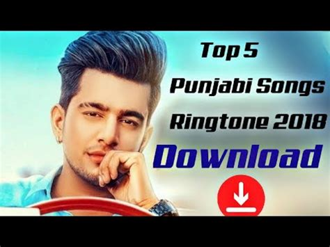 top  punjabi songs ringtone latest july