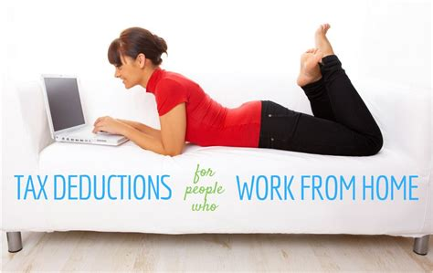 tax deductions for entrepreneurs who work from home