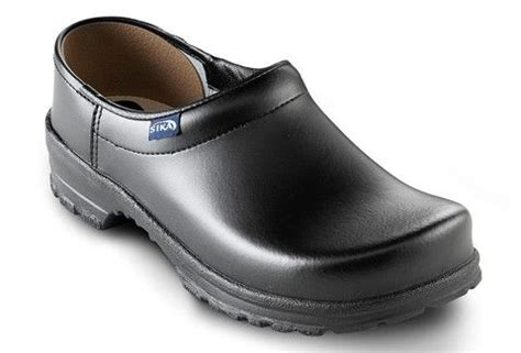 Comfortable Shoes For Chefs by Fiumara Apparel Sika Comfort Chef Clogs Chef Shoes