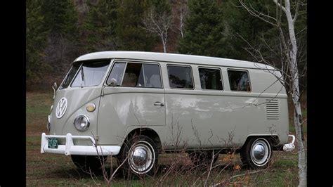 1965 volkswagen westfalia cer resurrecting a classic