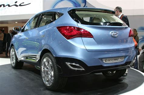 Hyundai Ix35 by Car New Hyundai Ix35