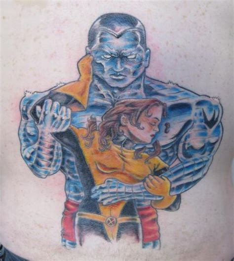 tattoo xmen damn cool pictures 20 awesome x men tattoos