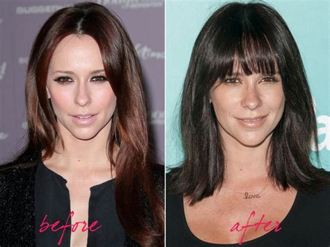 hair makeovers videos top celebrity hair makeovers 2013 so far