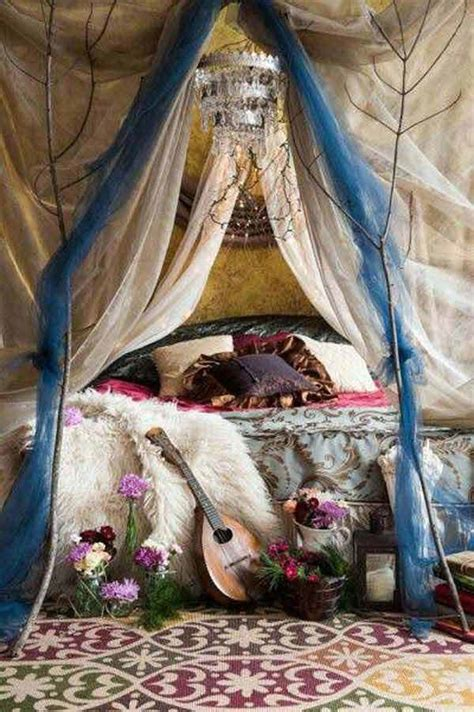 hippie bohemian bedroom 35 charming boho chic bedroom decorating ideas amazing diy interior home design
