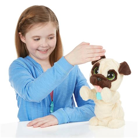 about pugs as pets furreal jj my jumpin pug figures canada