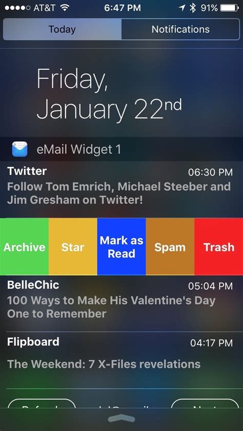 email yahoo on iphone best mail apps for your iphone imore