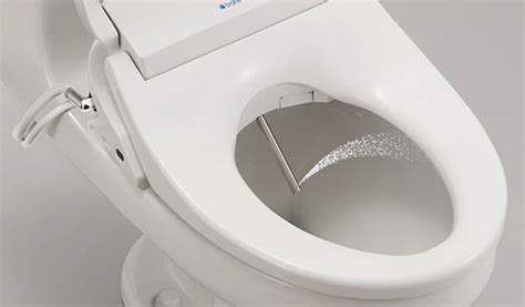 Heated Odor Filtering Smart Toilet Seat That Turns Toilets
