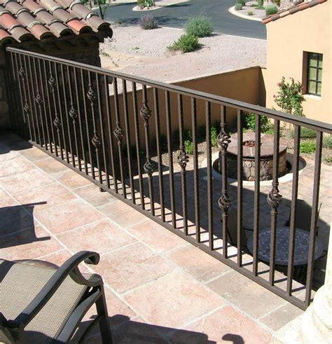 ringhiere terrazzi ringhiere per terrazzi in ferro galleria di immagini