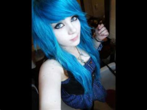 imagenes de jovenes emo scene queen amberonfire youtube