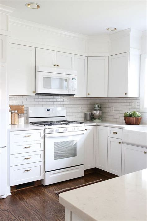 White Appliance Kitchen Ideas 43 Best White Appliances Images On Kitchen White Kitchens And Kitchen Cabinets