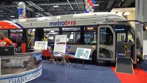 dc auto show metro wmata at the washington dc auto show 2015
