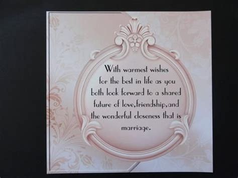 Wedding Blessing Verses For Cards by 33 Best Images About Wedding Card Verses On