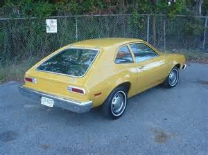 1974 Ford Pinto 1974 Ford Pinto Information And Photos Momentcar