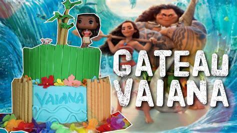 Recette Gateauiana Disney  Ee  Moana Ee    Ee  Cake Ee   Design Youtube
