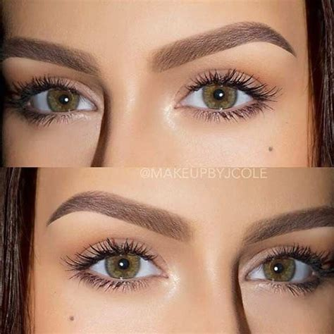 Beautiful Eyebrows Tips by Best 25 Easy Everyday Makeup Ideas On