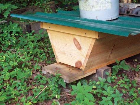 top bar beehive plans mother earth news keeping bees using the top bar beekeeping method