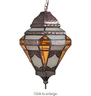 mexican pendant light mexican tin pendant light with frosted and colored glass