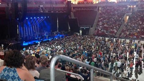 concert seats keyarena section 101 concert seating rateyourseats