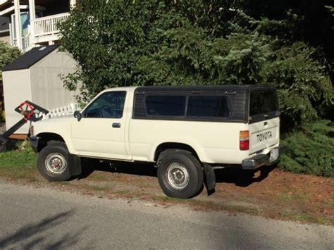 1990 toyota 4x4 1990 toyota 4x4 sr5 with canopy