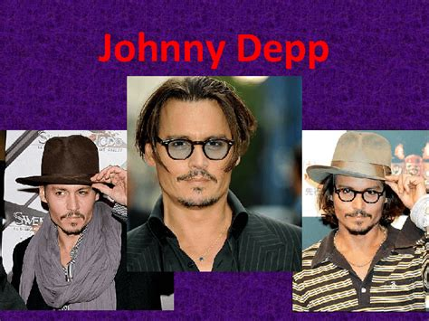 Johnny Depp Biography Ppt | 88 free cinema theatre museum worksheets