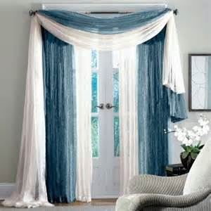 Scarves For Windows Designs 25 Best Ideas About Window Scarf On Curtain Scarf Ideas Scarf Valance And Swag
