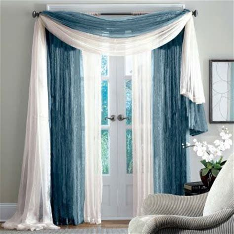 hanging curtain scarves 20 best pretty curtain scarf ideas images on pinterest