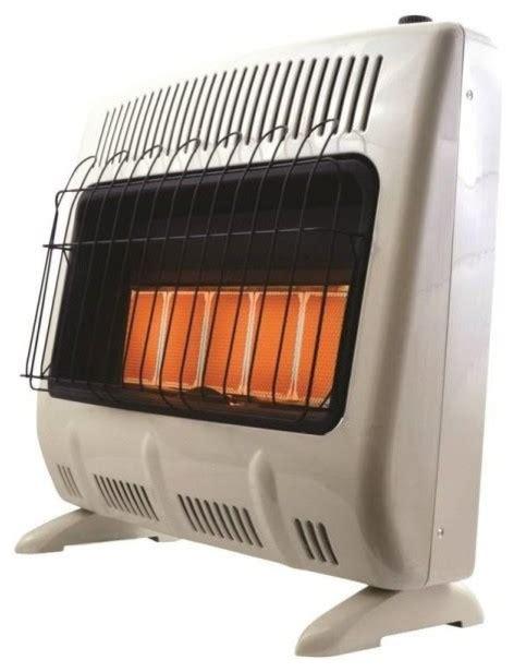 Mr Heater Vent Free Radiant Propane Heater Contemporary Contemporary Patio Heaters