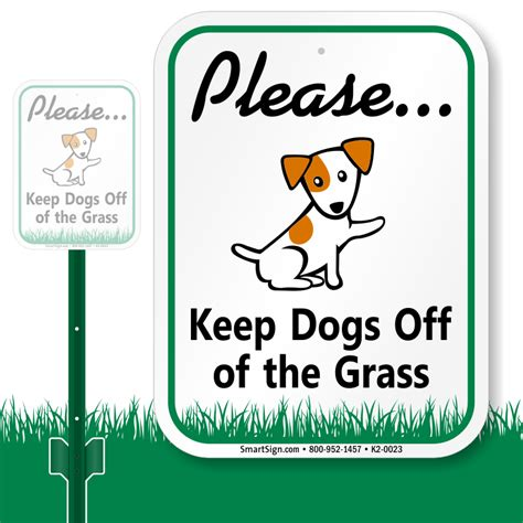 how do i keep my dog off the couch keep dog off grass signs