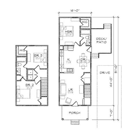 nash i prairie floor plan tightlines designs