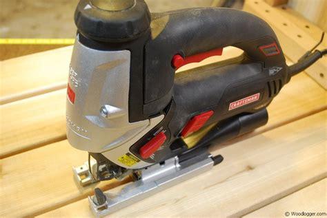 craftsman orbital jig  review woodlogger