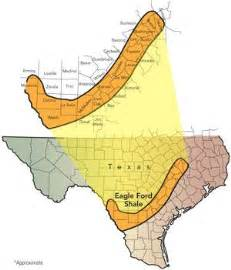 Eagle Ford Shale Eagle Ford Play Shale Map Gas Financial Journal