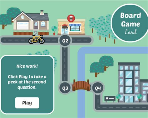 Storyline 360 Gamified Board Game Template Storyline 360 Templates