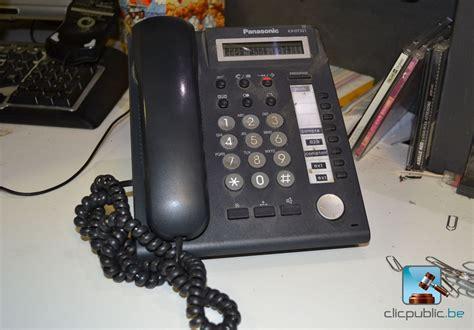 Sale Panasonic Phone Kx Ts845nd phone panasonic kx dt321 for sale on clicpublic be