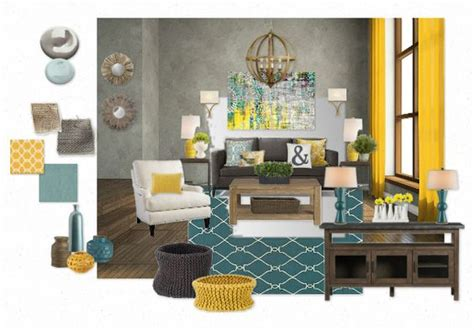 Teal Yellow Living Room by Teal And Yellow Living Room Feng Shui