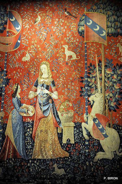 Tapisserie Moyen Age by Tapisserie De La Dame 224 La Licorne Mus 233 E Du Moyen Age