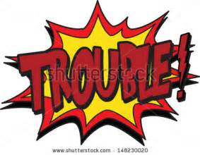 Resume Words by Trouble Clipart Clipart Suggest