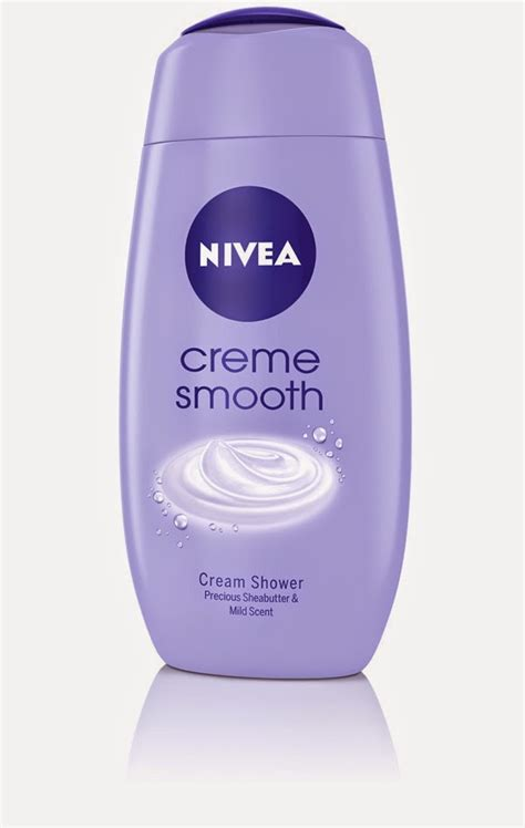 Shower Creie by Nivea News The Creme Smooth Shower Is Here