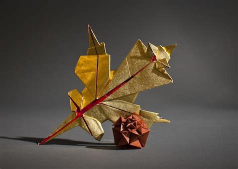 Origami Thanksgiving - mit geeks create an origami thanksgiving wired