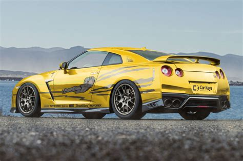 fast and furious yellow car renders bring cars from quot the fast and the furious quot up to
