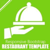 restaurant bootstrap template restaurant bootstrap html template html restaurant