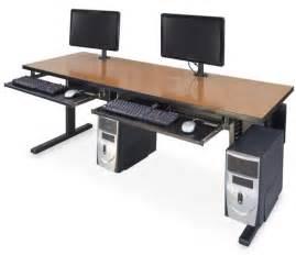 Desk for two computers buy computer desk 2 person computer desk
