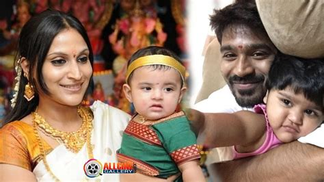 actor raja and his wife actor dhanush family photos dhanush wife children