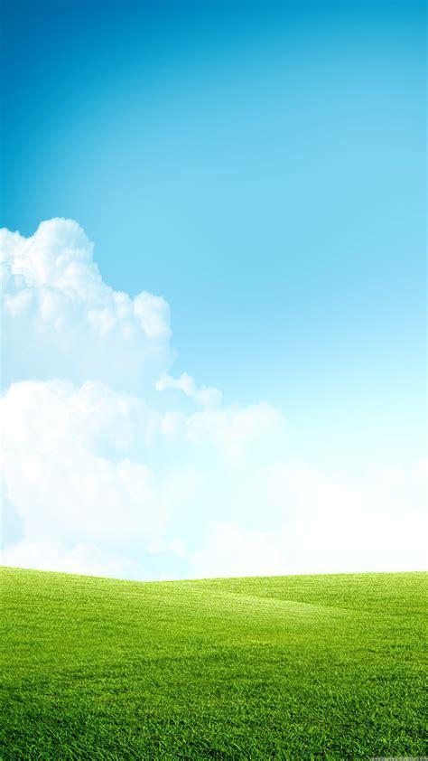grass  sky wallpaper  images
