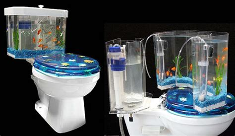 bathroom fish tank fantastic aquarium design on toilet tank home design