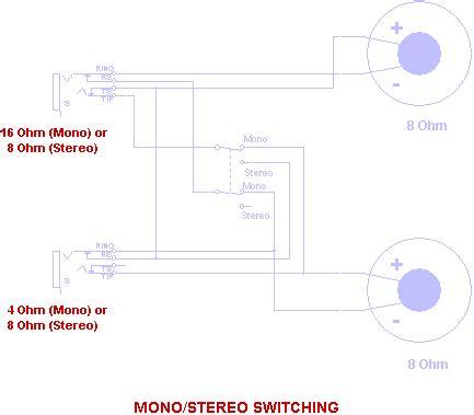 speaker box wiring diagram