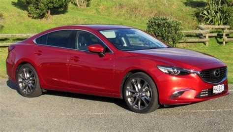 2016 mazda lineup 2016 mazda6 limited diesel model at the top of lineup