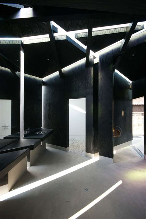 public bathrooms in japan flush with beauty a designer public restroom in japan