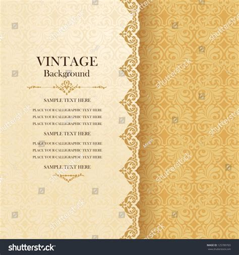 Background Papers For Card - vintage background antique greeting card invitation stock