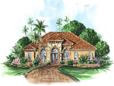 mediterranean home plans spanish mediterranean house plans small mediterranean